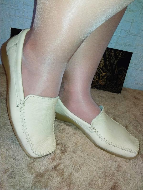 Janet d лоферы мокасины туфли италия натуральная кожа