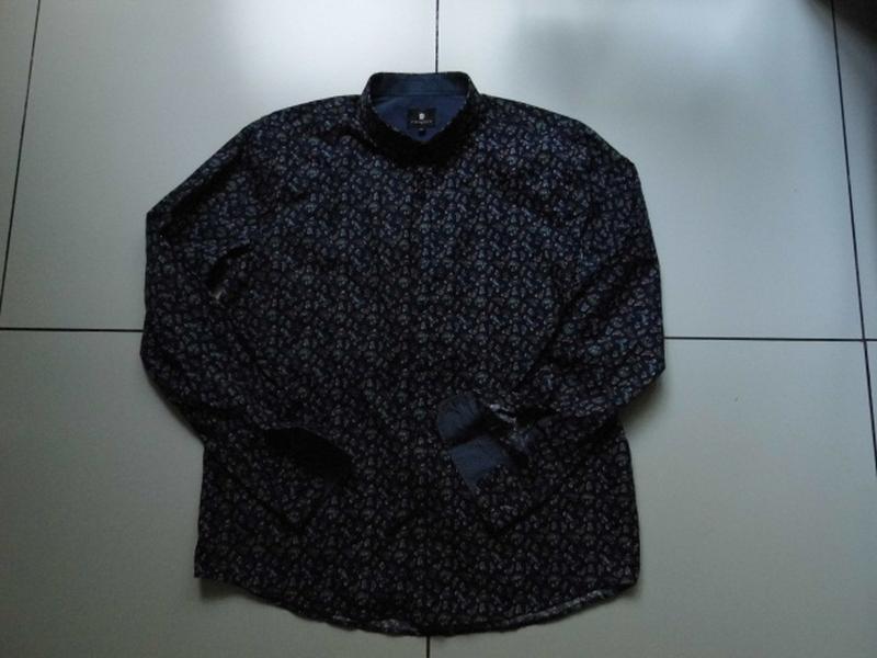 Рубашка  - коттон - stell& jelly xl - турция!!!