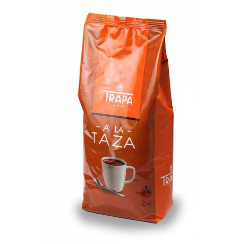 Горячий шоколад Trapa A La Taza, без глютена, Испания, 2000г