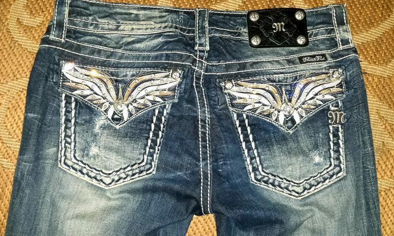 Стильні завужені джинси design usa