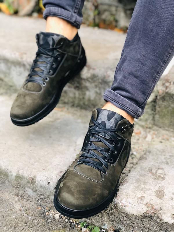 Lux обувь! 😍 очень крутая новинка! зимние мужские натуральные ...