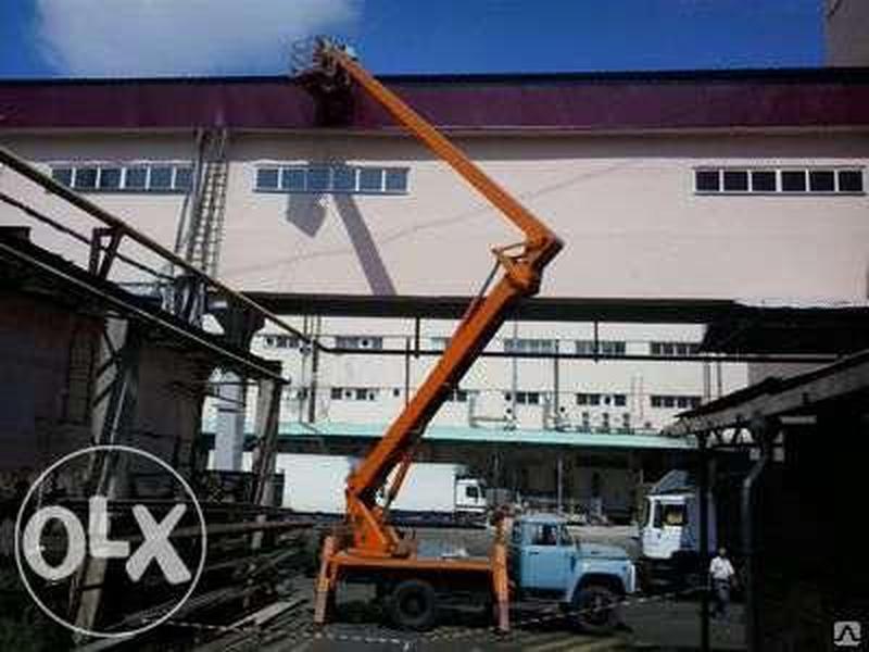 Оренда автовишка ліктева 22 метра ВС-22 ( автовышка , автовишка )