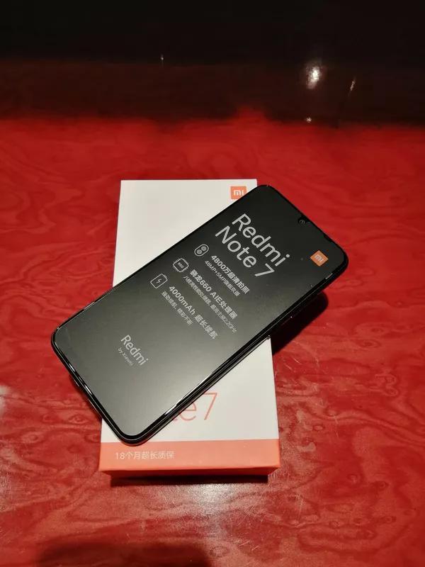 Смартфон Xiaomi Redmi Note 7 Global  ROM 6/64 ГБ