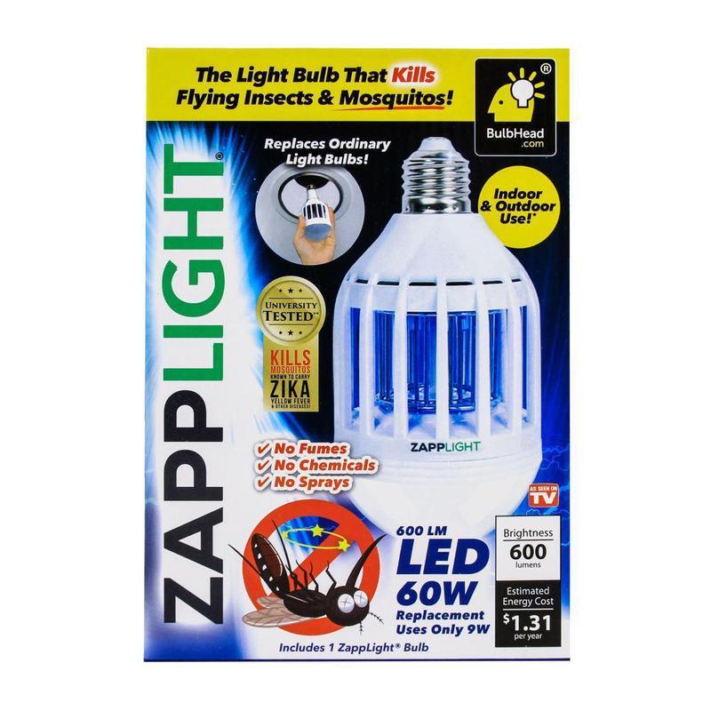 Светодиодные противомоскитные лампы Zapp (100)
