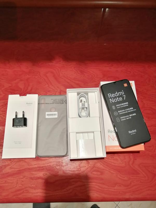 Смартфон Xiaomi Redmi Note 7 Global  ROM 6/64 Гб - Фото 8