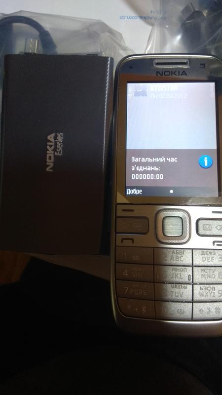 Nokia E52 оригинальный новый