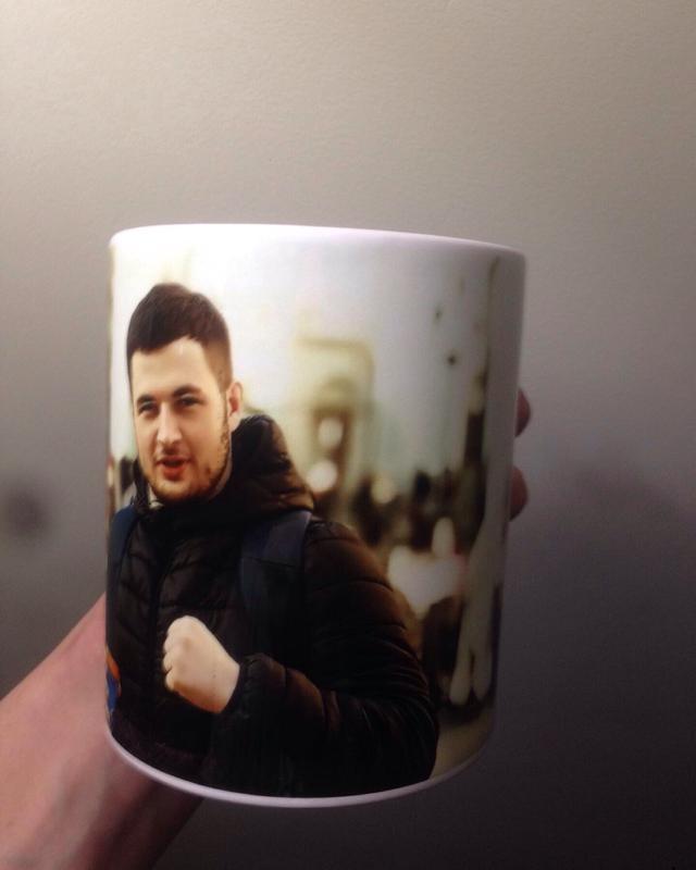 Чашка з фото - Фото 7