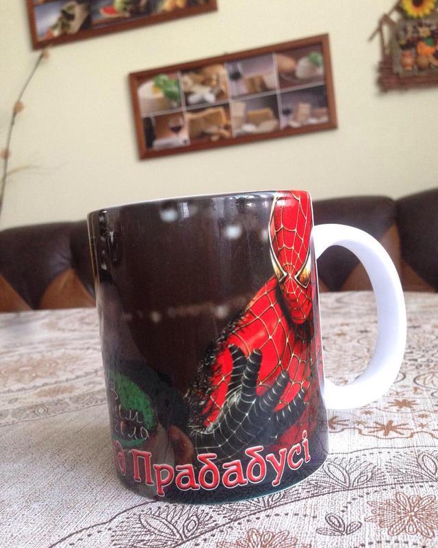 Чашка з фото - Фото 9