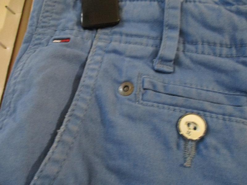 Брюки джинсы tommy hilfiger - Фото 6