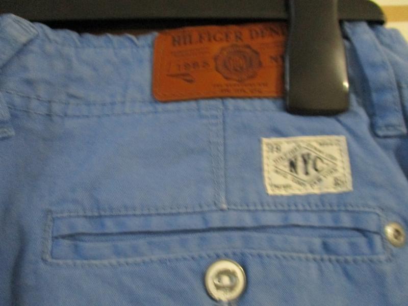 Брюки джинсы tommy hilfiger - Фото 9