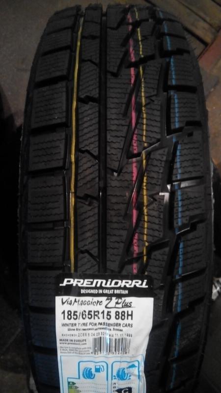 Зимние шины 185/65R15 ViaMaggiore Z Plus