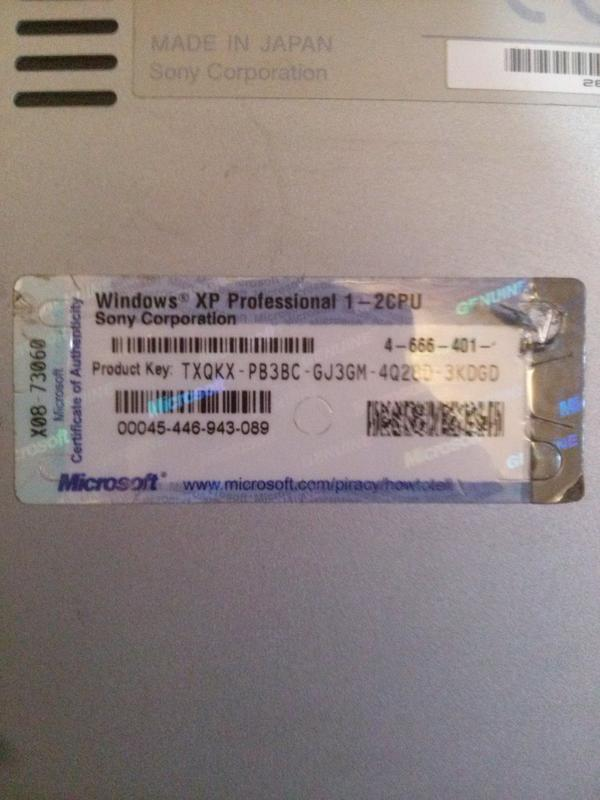 Ноутбук sony vaio pcg-z1rmp - Фото 6