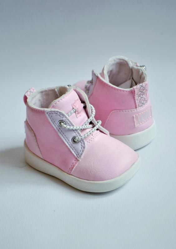 Офигенные ботинки ugg 11.5cm