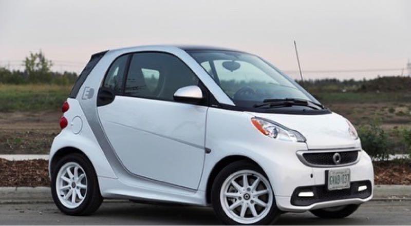 Аренда, прокат авто Smart Fortwo ED с правом выкупа, лизинг авто.
