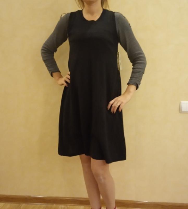 Теплое платье сарафан сша