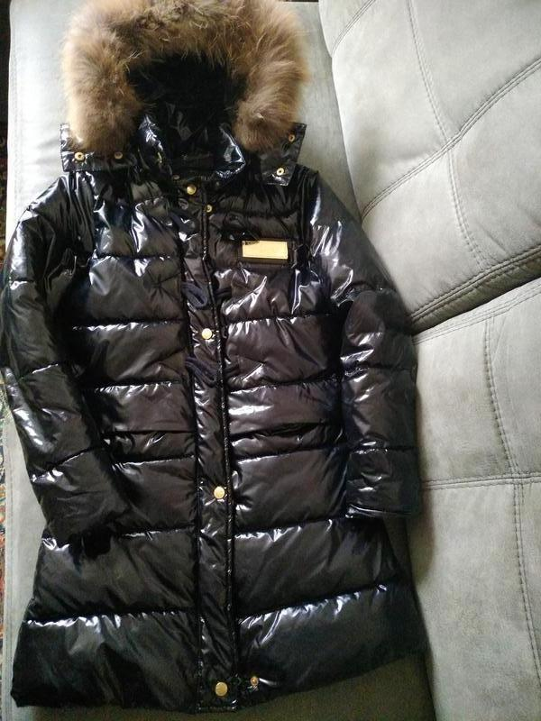 Зимнее пальто куртка пуховик nickelson