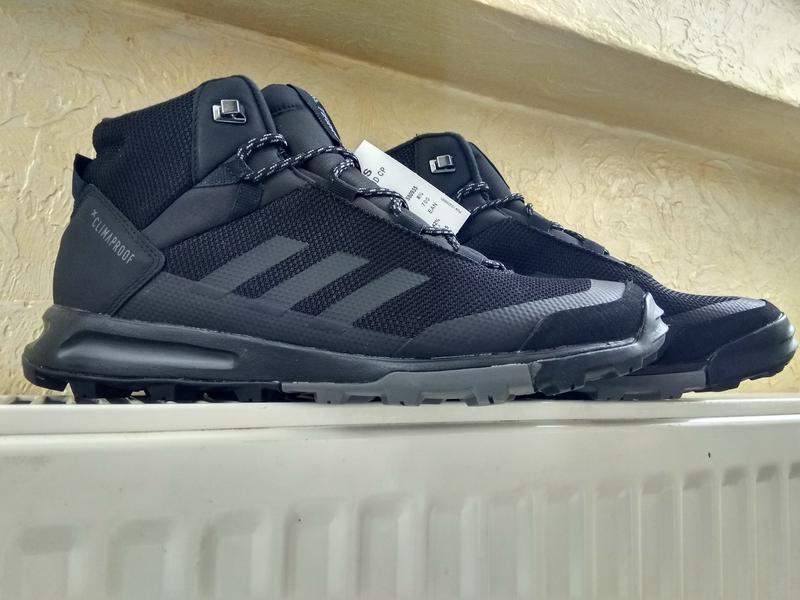 Зимние водонепроницаемые ботинки кроссовки adidas terrex tivid... - Фото 2