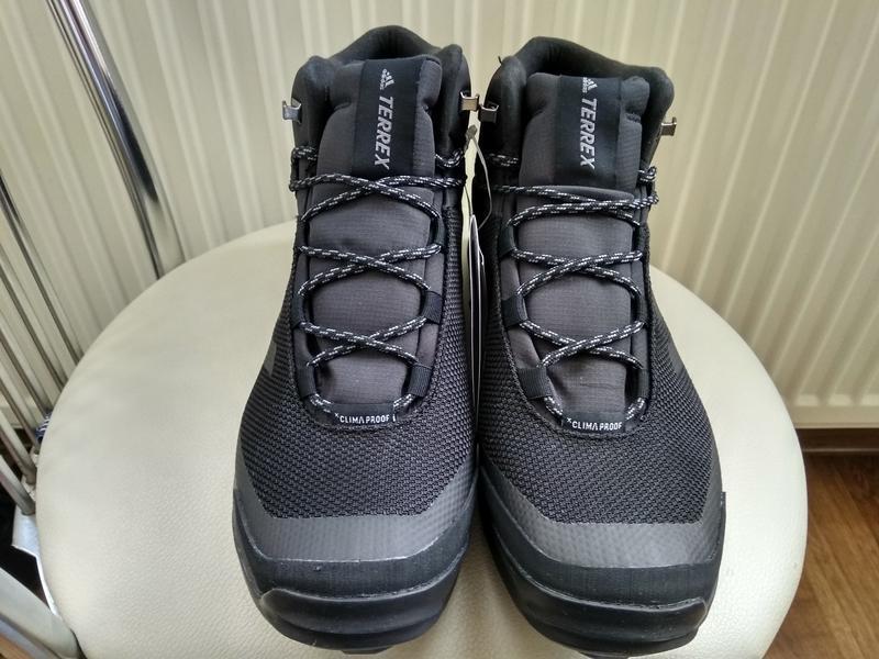 Зимние водонепроницаемые ботинки кроссовки adidas terrex tivid... - Фото 4