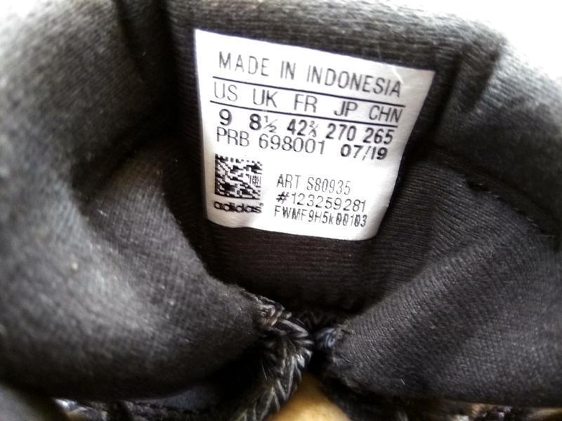 Зимние водонепроницаемые ботинки кроссовки adidas terrex tivid... - Фото 8