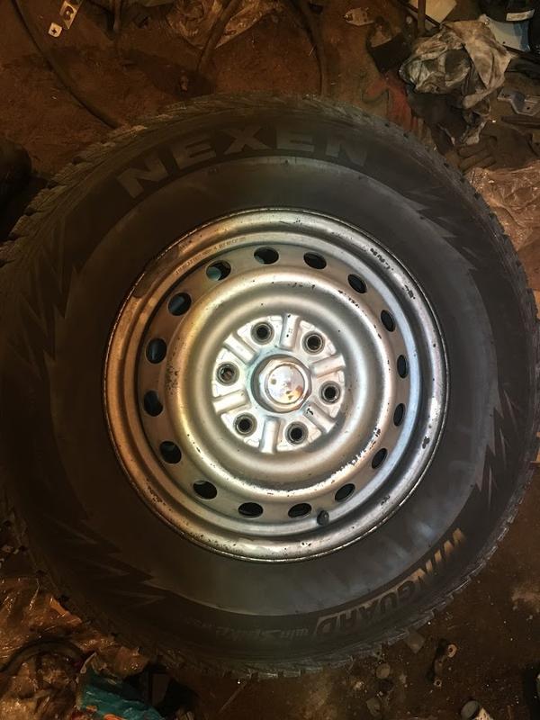 Диски колесные мицубиси Л-200