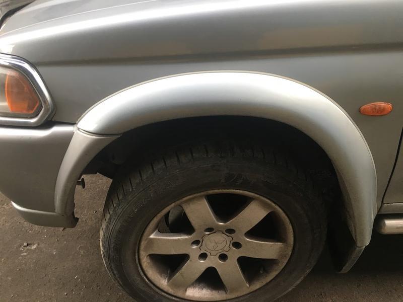 Колесные диски Паджеро спорт ,Вагон 18 радиус - Фото 3