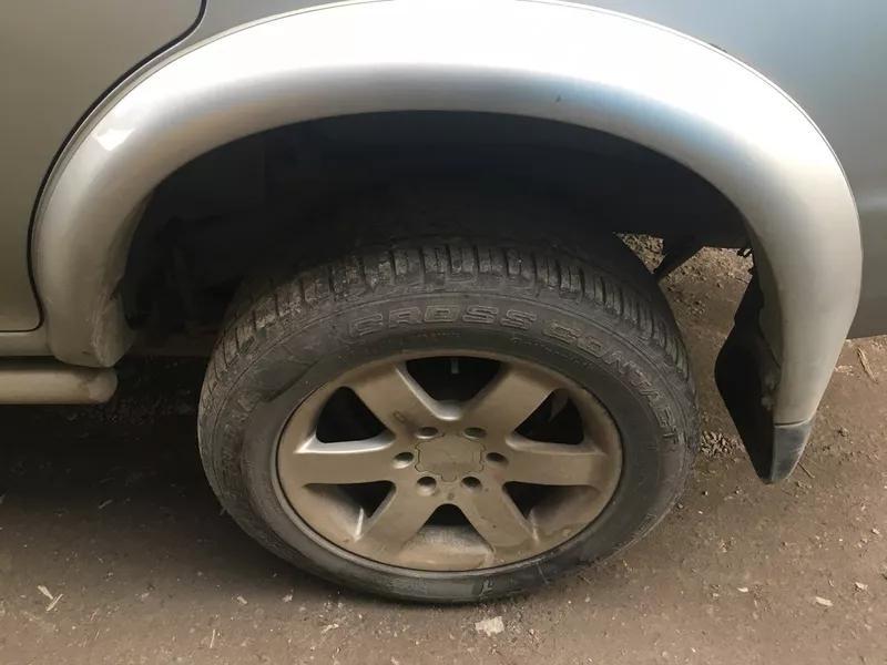 Колесные диски Паджеро спорт ,Вагон 18 радиус - Фото 4