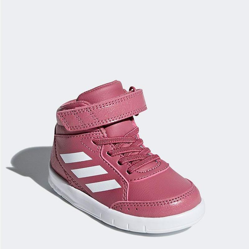 Детские кроссовки adidas altasport mid kids артикул ah2551