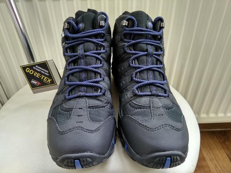 Зимние водонепроницаемые ботинки кроссовки merrell accentor sp... - Фото 4