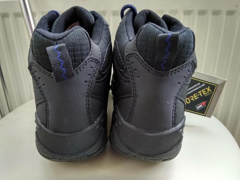 Зимние водонепроницаемые ботинки кроссовки merrell accentor sp... - Фото 5