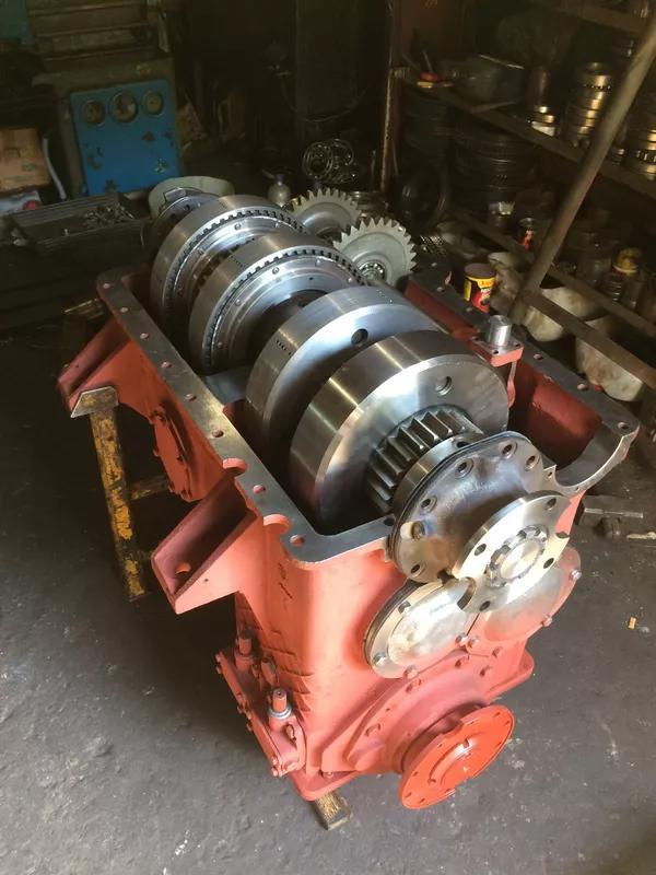 ремонт кпп к-700 всех модификаций и т-150