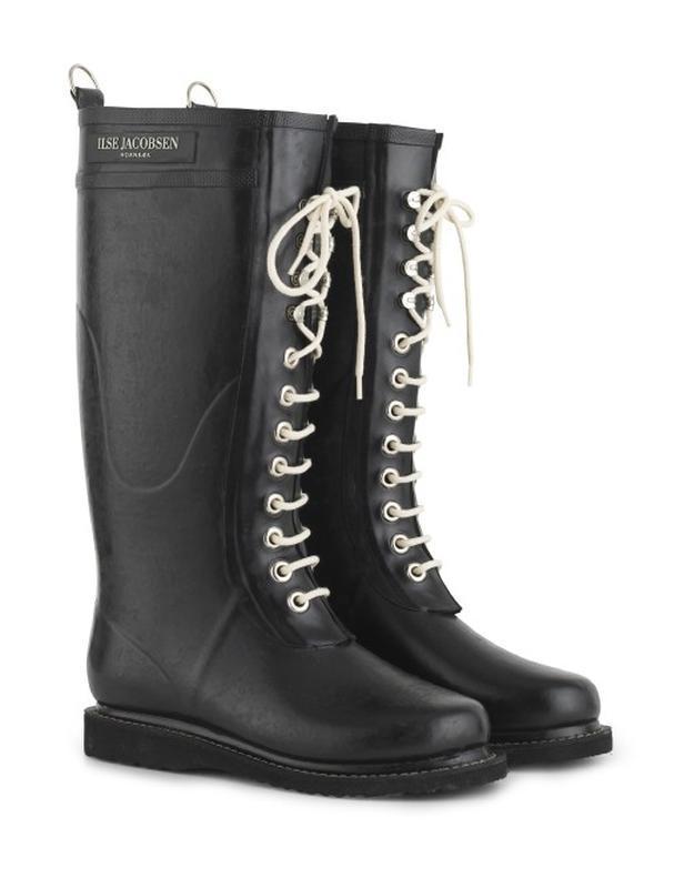 Круті утеплені каучукові чоботи ilse jacobsen