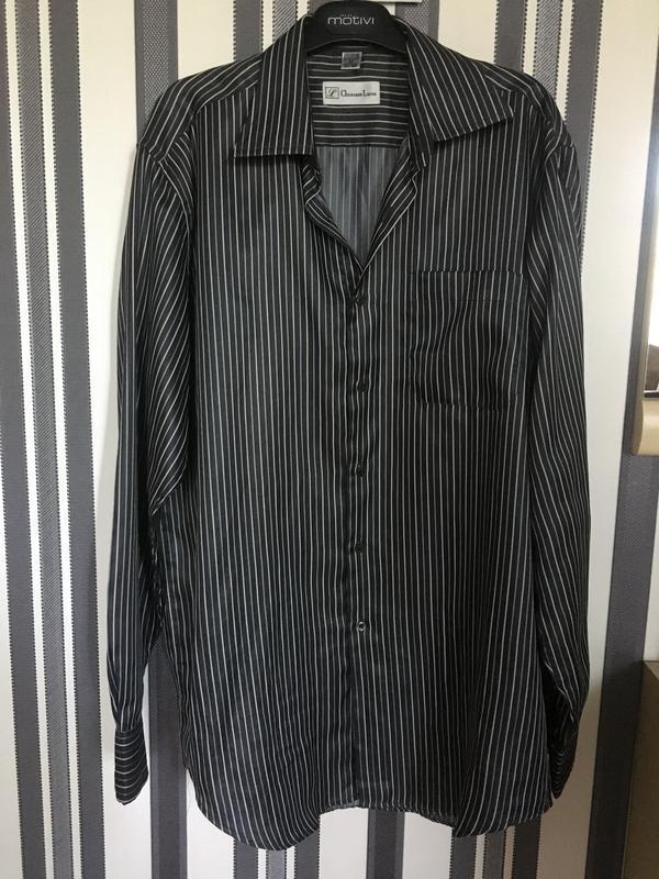 Фирменная рубашка christian lusso!распродажа рубашек!👍🙃