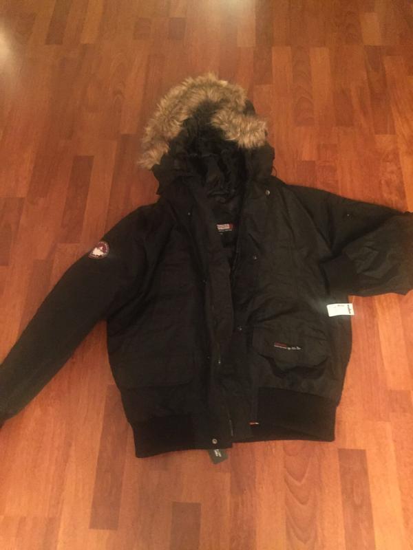 Новая мужская канадская куртка  оригинал фирмы canada goos с б...