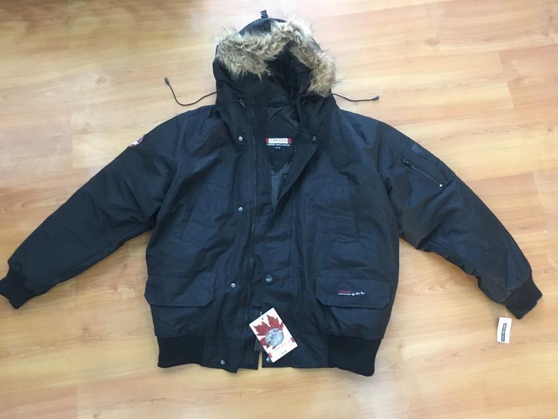 Мужская новая фирменная куртка оригинальная фирмы canada goos ...