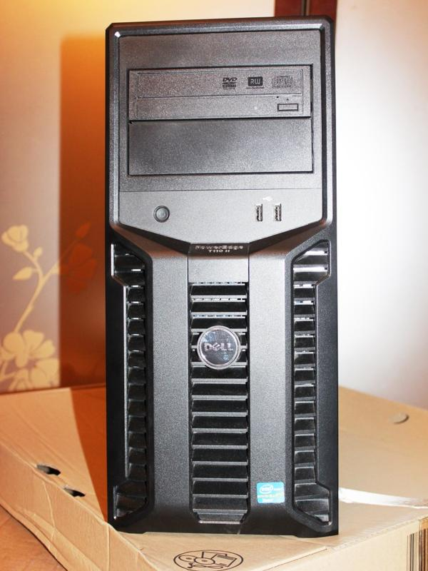 Сервер Dell PowerEdge T110 II