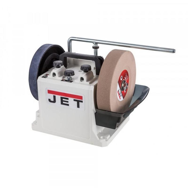 Шлифовально-полировальный станок 0.16 кВт JET JSSG-8-M