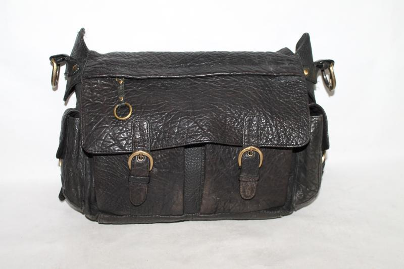 Mayfair handbag кожаная сумка