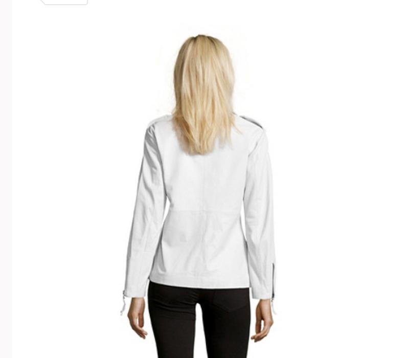 Новая кожаная куртка косуха pepe jeans london 100% кожа нюанс ... - Фото 2
