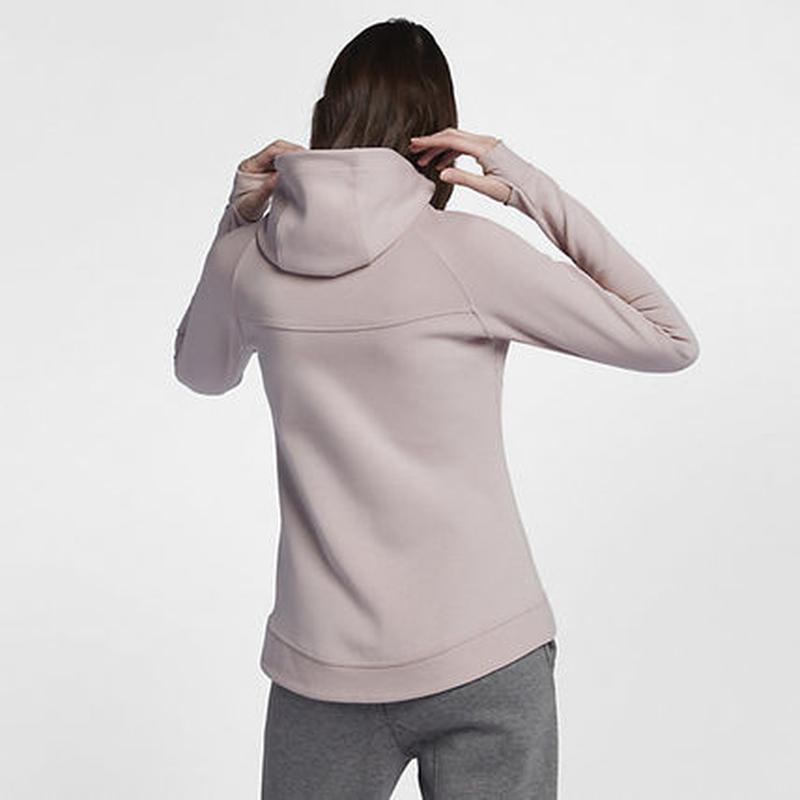 Новое худи nike tech pack премиум линия розовая пудра кофта 10... - Фото 4