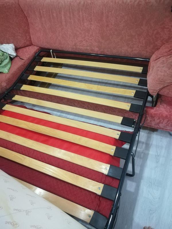 Угловой раскладной диван - Фото 4