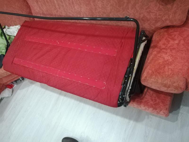 Угловой раскладной диван - Фото 5