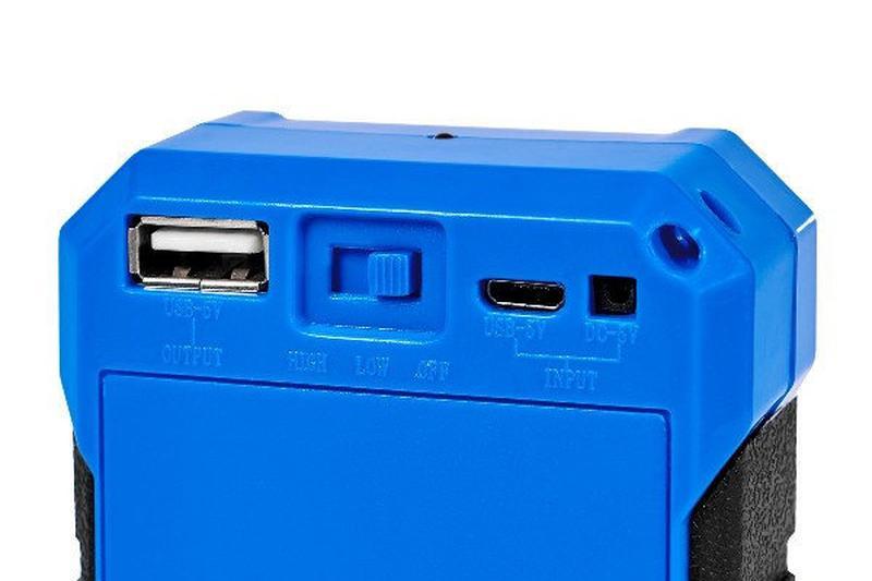 Светодиодный аккумуляторный светильник-Power Bank DELUX REL-101 - Фото 3