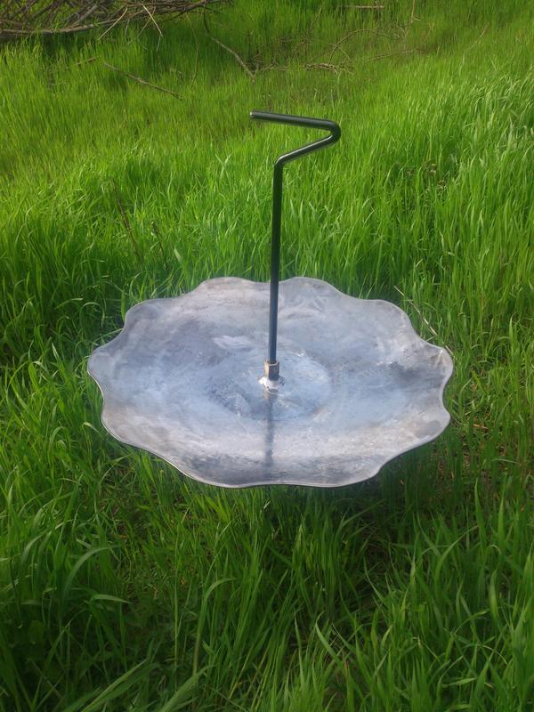 Сковорода из диска бороны - Фото 2