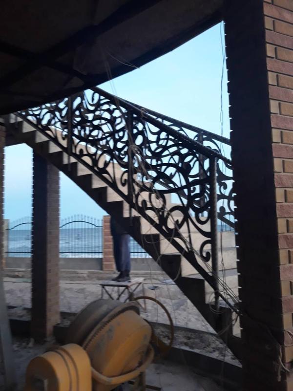 Перила для лестницы - Фото 2