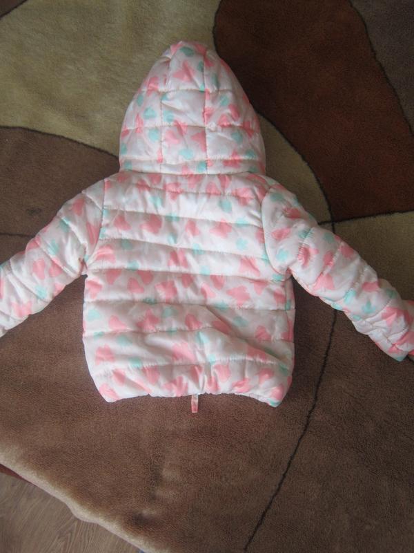 Дитячі куртки