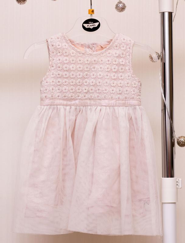 Платье на 6-9 мес early days
