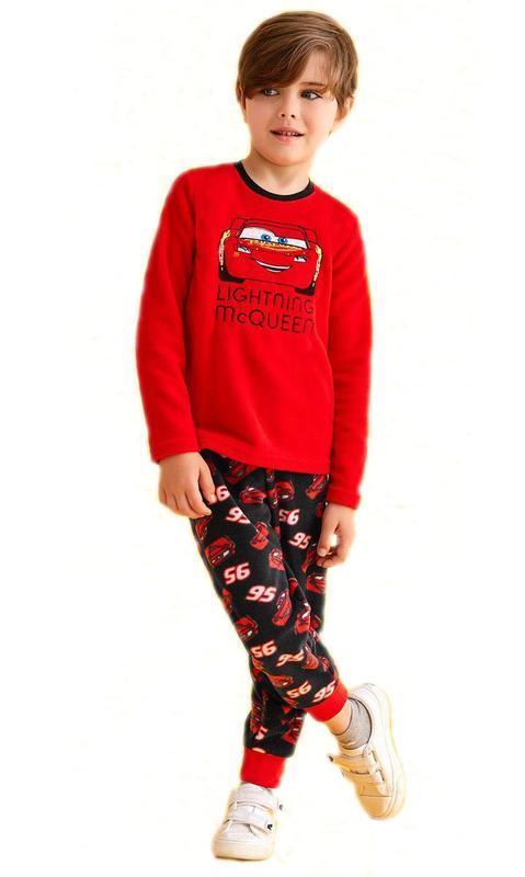 Флисовые пижамы от 3 до 5 лет