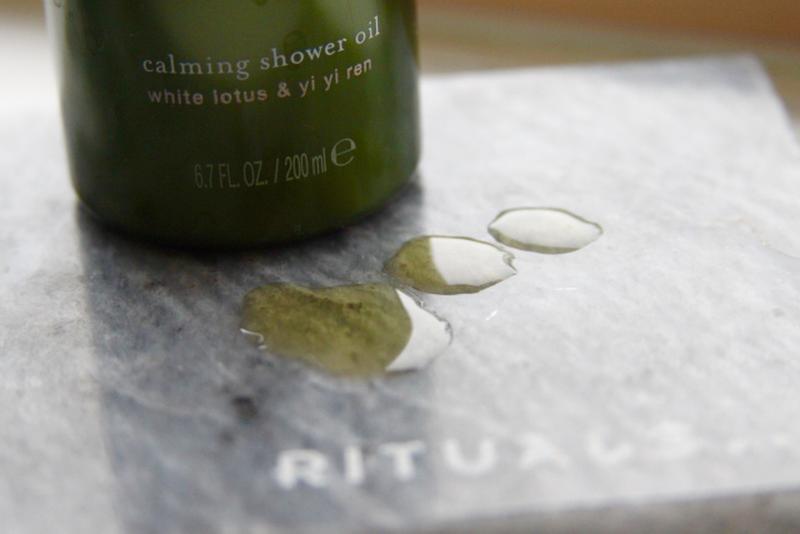 Масло для душа от Rituals, DAO - Фото 4