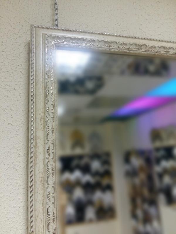 Зеркало в раме 1450*500 мм - Фото 2