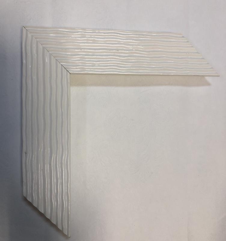 Зеркало в белой раме - Фото 2